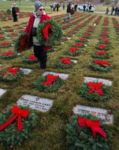 """Veterans Wreaths"""